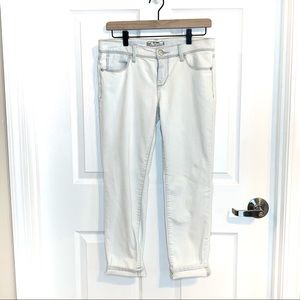 Free People Off-White Jeans C4